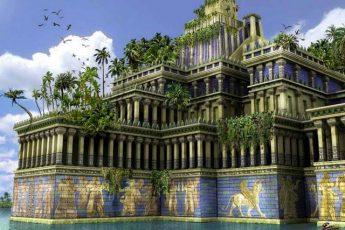 Висячие сады Семирамиды: Второе чудо света или подарок для Амитис