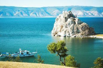 Путешествие по Байкалу на катере