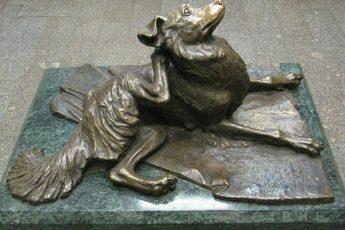 Памятники животным: Сюжет четвертый — Мальчик