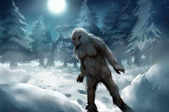 Десять легенд и теорий о Снежном человеке